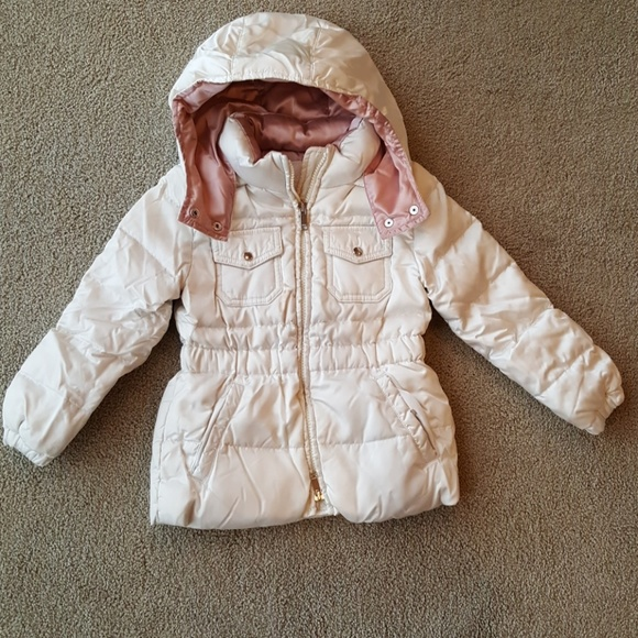 9ae31ee06 Gucci Jackets & Coats | Authentic Kids Girls Down Overcoat | Poshmark